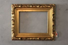 Antique Gold Gilt Frame. Shop now at www.SimplyEstated.com!