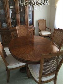 Drexel Heritage dining set