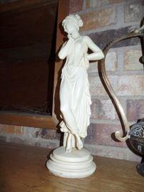 Elegant sculpture