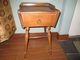 Small Antique Sewing Stand