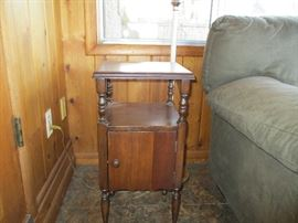 Antique Smoking Stand