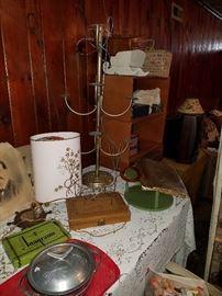 Variety of interesting decorative items