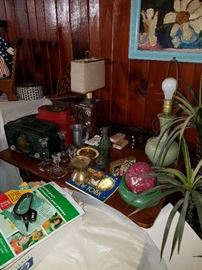 Radios, lamps and more