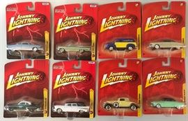 Tomy Johnny Lightning Cars
