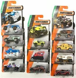 1000's of Matchbox Cars