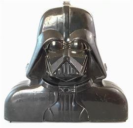 Vintage Darth Vader Star Wars Carrying Case