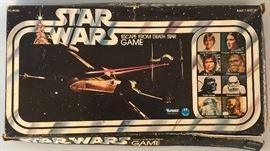 Vintage Kenner Star Wars Game
