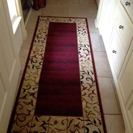 Hallway or Bathroom Runner