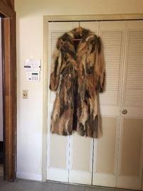 Twenties Style Fur