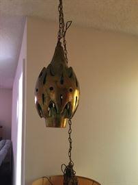MidCentury Modern Hanging Lampjpg