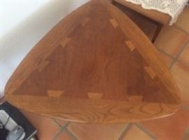 Mid Century Modern Lane Teak End Table
