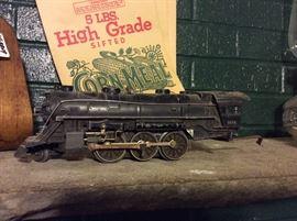 Lionel Engine 027
