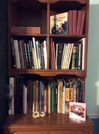 Lots and Lots of Books - Cookbooks, Religious Books, Fiction, Non-Fiction, Coffee Table Books, Travel Books