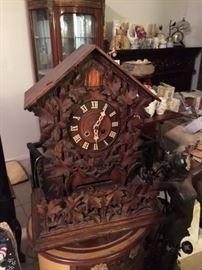 Black Forest Clock ??
