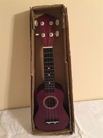 Hilo Ukulele Model #2651 *New in Box