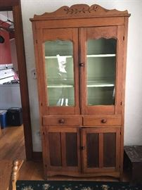 Nice antique cabinet