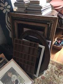 various frames