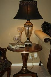 Sherrill side table