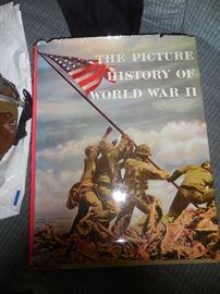 WW2 Coffee Table Book