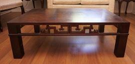 Oriental coffee table