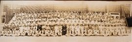 1938 staff photo from Rusk state hospital