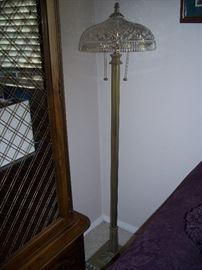 Waterford Crystal Floor Lamp
