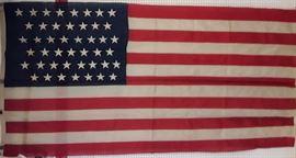 45 Applied Star American Flag