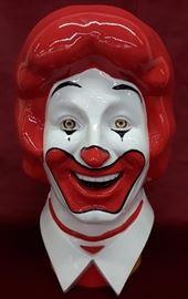 1977 McDonalds Helium Tank Cover