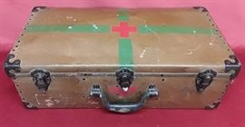 WWII First Aid Case
