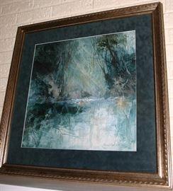 Donna Petcoff Watson Oil on Canvas