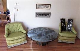 Philp & Kelvin La Verne Coffee Table