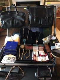 14K Jewelry, Coins, Designer Bags