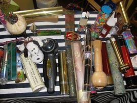 Kaleidoscopes of all sorts at this sale!