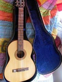 1966 MODEL 40F Taurus Guitar made in Spain