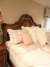 Beautifully appointed King Size Bedroom Suite, The detailing is exceptional