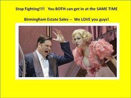 BES stop fighting