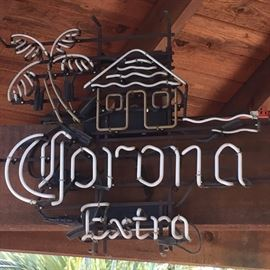 Corona Extra Neon Beer Sign