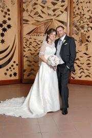 Wedding dress purchased in 2012