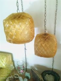 Cool C 1970 String Lamps (Cube Shaped)