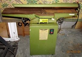 Rabetting Jointer 6""