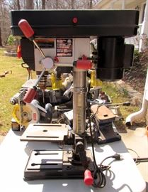 "10"" Drill Press with Laser"