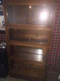 4 shelf Barrister Bookcase