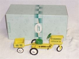 1961 Murray Tractor with Trailer by Hallmark Kiddie Classics