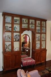 Loaded China Cabinet