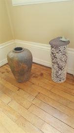 Antique Art pottery