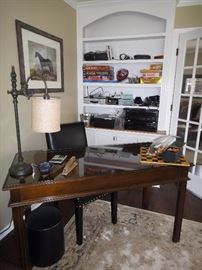 Sligh Desk, Chest Set , Electronics