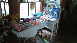 Children's clothes, toys furniture, etc