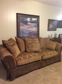 over size sofa