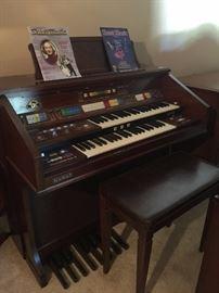 kawai DX electric organ