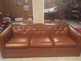 Sleeper 1960's mid mod sofa.